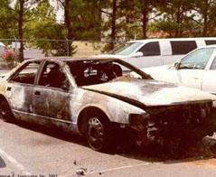 שריפת רכב, אמת או שקר?!