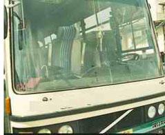 מדוע באותו אוטובוס נשברת השמשה שוב ושוב?!
